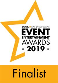 Entertainment Awards 2019 Finalist logo