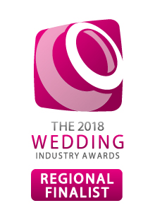 The Wedding Industry Awards Finalists 2018 logo