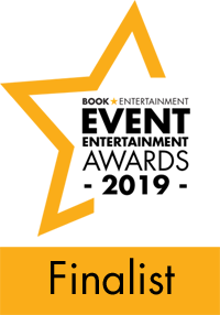 Entertainment Awards 2019 Finalist logo