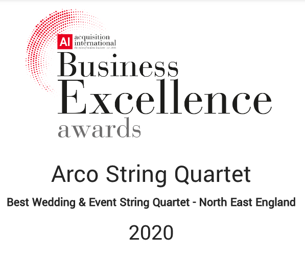 Business Excellence Awards 2020 Logo